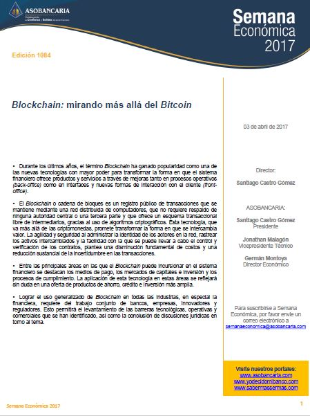 asobancaria blockchain