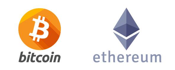 bitcoin diferencia ethereum