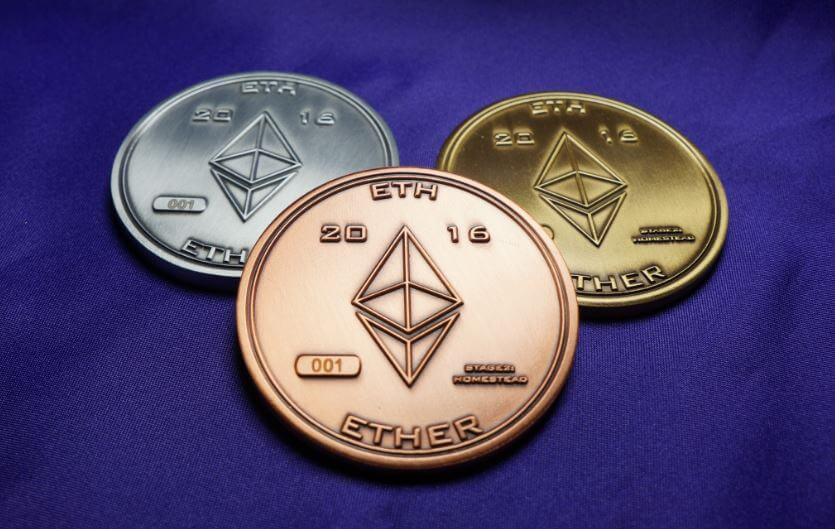 monedas ethereum classic