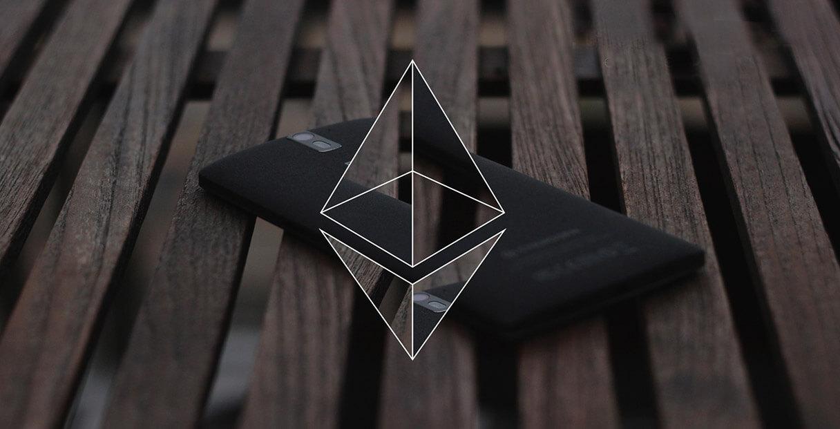 Ethereum-background
