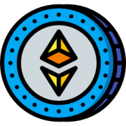 criptomoneda ethereum icono