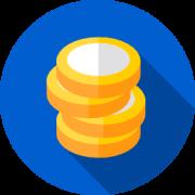 token criptomoneda icono