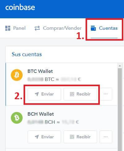 coinbase review español cuentas
