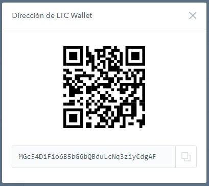 recibir criptomonedas coinbase