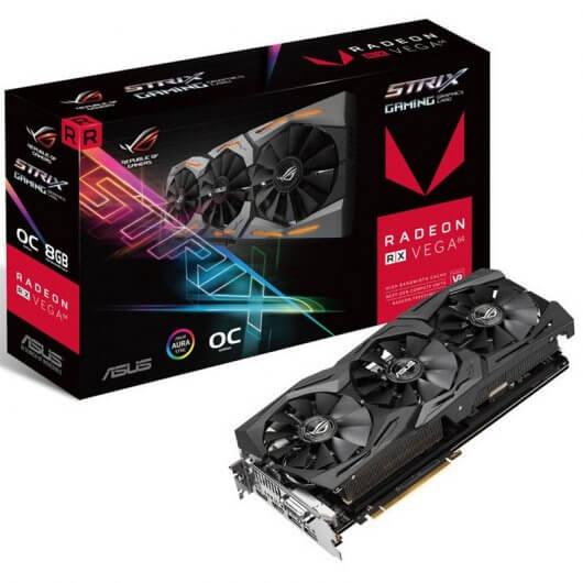 Asus Radeon RX VEGA 64
