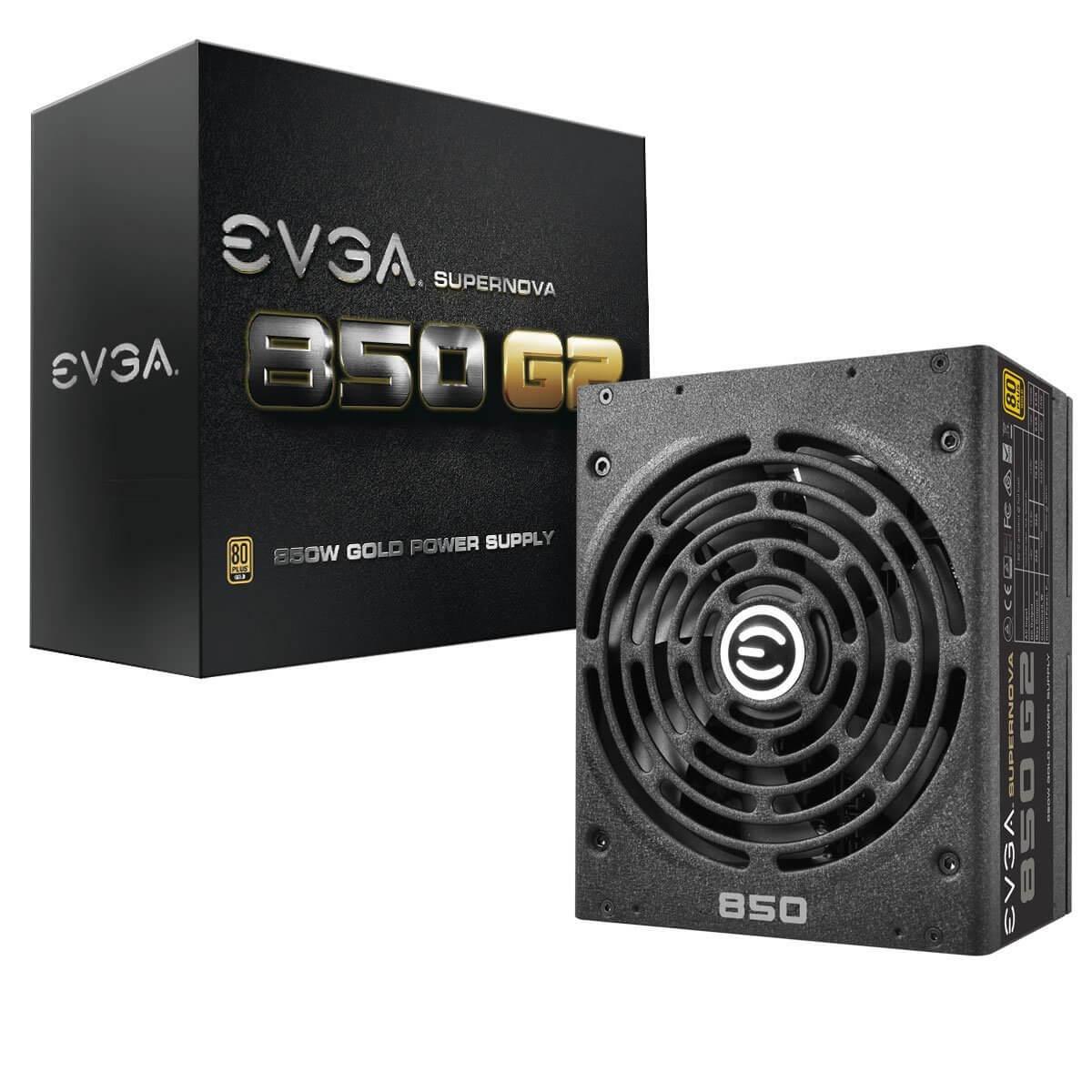 EVGA SuperNOVA G2 80+ GOLD 850W