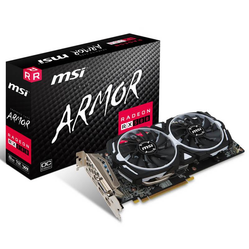 MSI Radeon RX 580