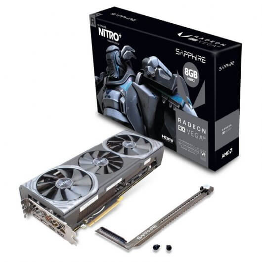 Sapphire Nitro Radeon RX VEGA 64