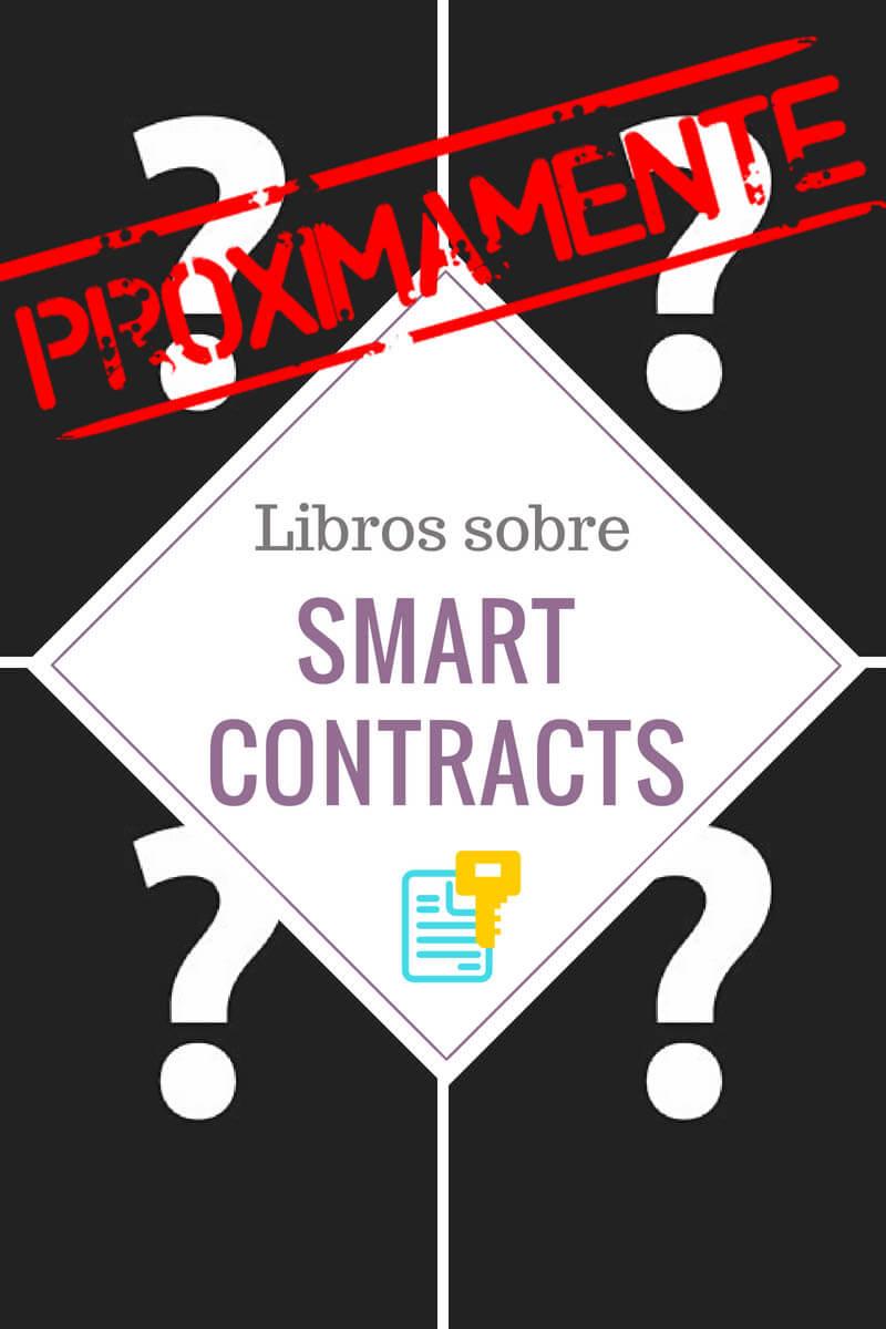 proximamente libros smart contracts