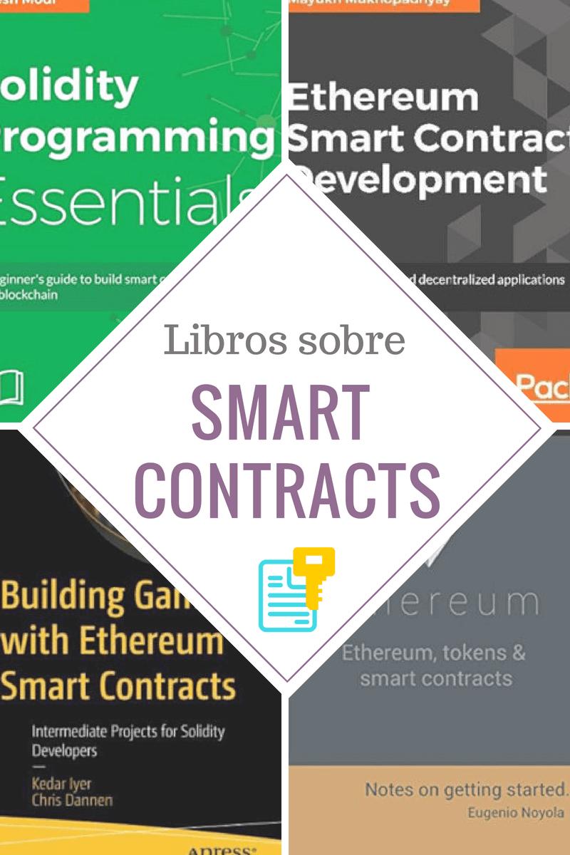 libros sobre contratos inteligentes