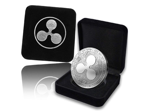 Ripple moneda fisica