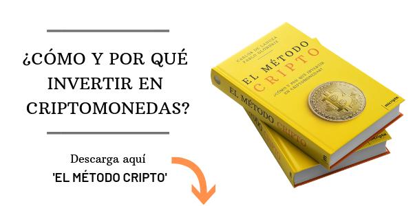CTA ebook metodo cripto